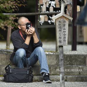 田舎の写真家で和紙職人(見習い)