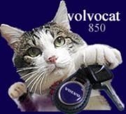 VolvoCat850 /ネコさんのドライブ日記