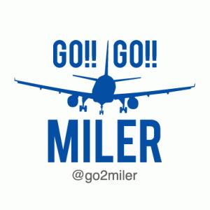 GO!!GO!! MILER(ゴーゴーマイラー)
