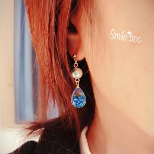 Smile*boo oyasuのレジンアクセサリー