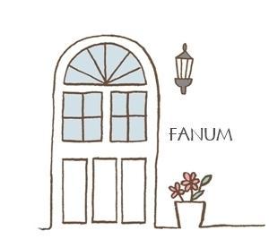FANUM  植物とアロマのある小さな暮らし