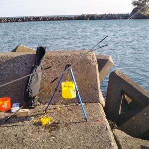 米沢人、海へ釣りに行く