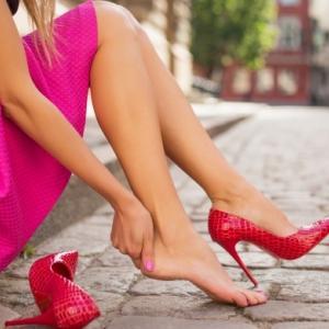足の痛みの専門家による足と靴の悩み対処法