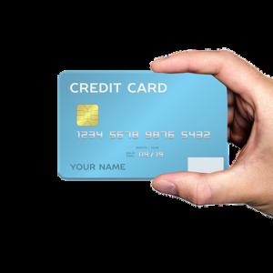 クレジットカードのお話