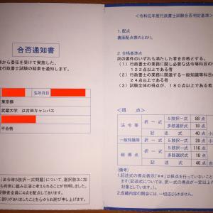行政書士試験二年目で受かるぞ ブログ