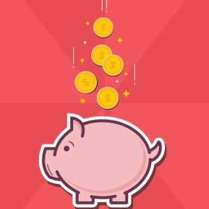 食費のやりくりと小額積立投資