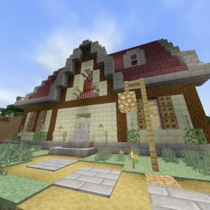 Minecraftで街作りたい奴。