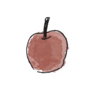 りんごとオリーブ