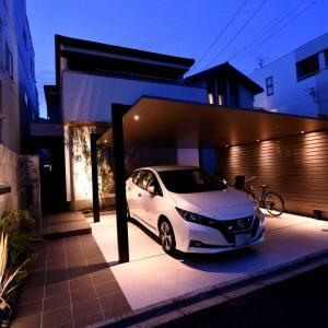 愛知県一宮市で受賞歴ありの外構設計デザインnoel(ノエル)