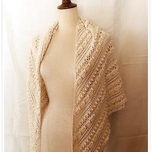comomoの編み綴り