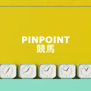 【大口情報投票&全レース無料予想掲載】PINPOINT競馬