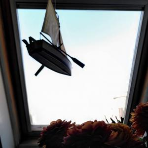屋根裏(隔離生活)通信