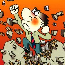 倒産回避への善戦苦闘日記