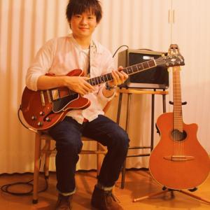 ギター講師、ギタリスト古田竜之介のブログ