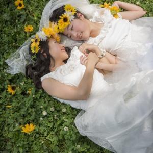 脳性まひの妹と姉妹のキラキラ物語゚*✩‧₊˚