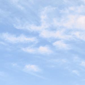 晴れのち曇り