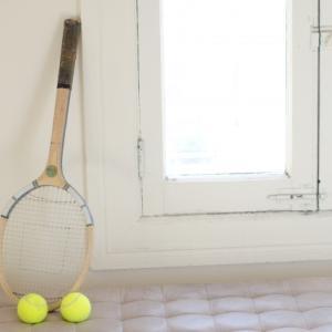 テニス初心者・中級者のための上達の近道!