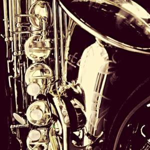 "R297""Jazz saxophonist""最高にCOOL!"
