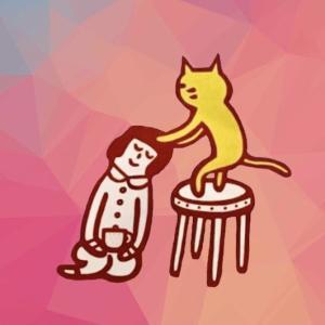 猫まる茶屋の愉快な猫達