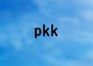 pkkさんのプロフィール