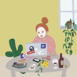 この先ずっと一人かもしれない女のブログ