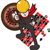 カジノのルーレットで勝ちたい!