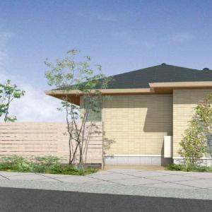 ☆積水ハウスシャーウッドで建てる、平屋の家☆