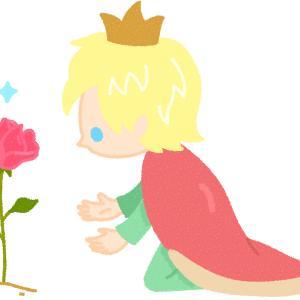 1日3分 英語で星の王子様(The little prince)