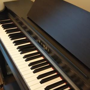 アラフィフおばさんのピアノ初心者日記