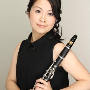 Madoka TSURUYAMA clarinet 鶴山まどか クラリネット奏者