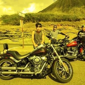 バイクで楽しむ!BAN plus 東京