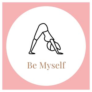 Simply Be Myself~ヨガといっしょに自分らしく~