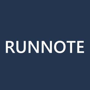 RUNNOTE