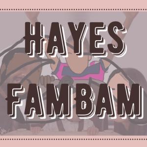 HayesFamBam-アメリカ生活が少し楽しくなるかもしれないブログ-