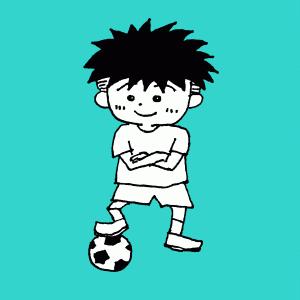 スーパーじゃない息子の少年サッカーをポジティブに見守る父のブログ