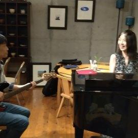 山口県周南市 かねやすよしえピアノ教室 です。