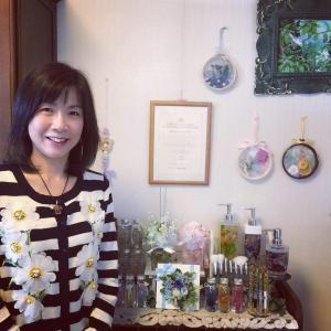 大田区フラワーお稽古サロン Atelier Plumeria
