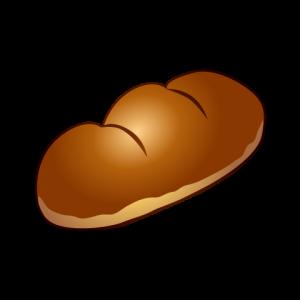ひえたコッペパン
