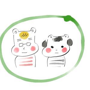 ベルリン絵日記 クリとクマ