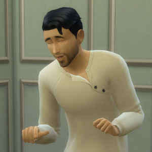 THE SIMS4 キボマイコの日常