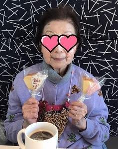 with age 92歳の母のぼちぼち介護日記