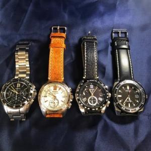 人気ブランド腕時計紹介-セイコー・グランドセイコー・etc-