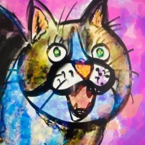現代芸術家アラオのデジタルアートブログ