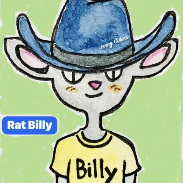 ラット・ビリーさんのプロフィール