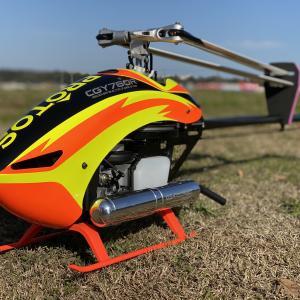 RCヘリで3Dできるかな~