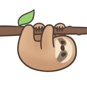 ナマケモノのブログ