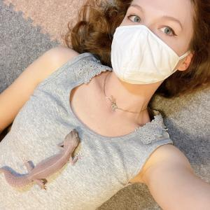 ロシア人女医の爬虫類情報