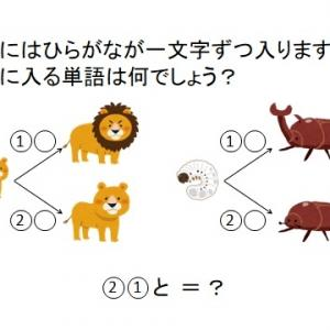 謎解き王国 ~ひらめき系謎解き問題で頭を鍛えるブログ~
