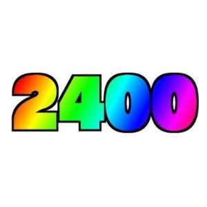 2400枚速報(仮)