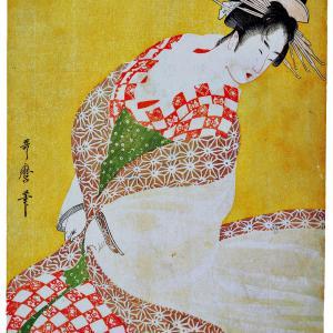日本の木版画